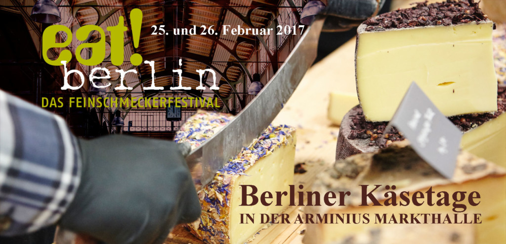 Käsekuchen-Wettbewerb Eat!berlin