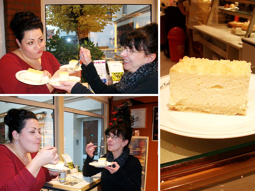 Kloster Cafe Lehnin Käsekuchennwettbewerb 2018