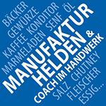 Logo Manufaktur-Helden