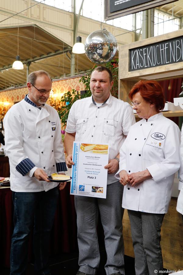 Käsekuchen-Wettbewerb 2017 Berlin, © monkimia