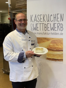 Konditormeister Stephan Küster