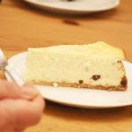 Hobby-Bäckerin: Sabine Friedrich: Gebackene Käsetorte