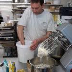 Kloster-Café Fiedler: Sanddorn-Eierschecke - Vorbereitung