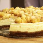 Hobby-Bäckerin: Andrea Draeger: Käsetorte-Spekulatius